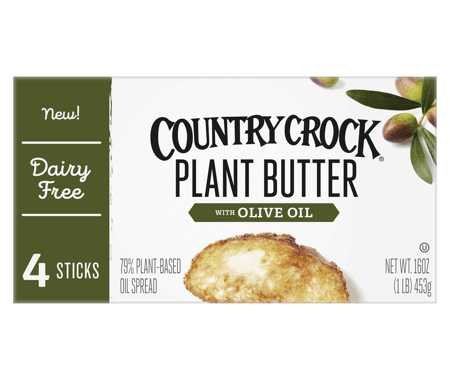 Save $1.00 off (1) Country Crock Plant Butter Stick Coupon