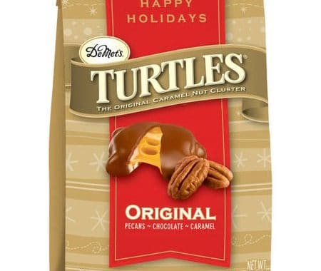 Save $1.00 off (2) Demets Turtles Holiday Gift Box Coupon
