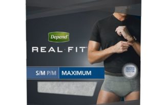 Save $2.50 off (1) Depend Real Fit Incontinence Coupon