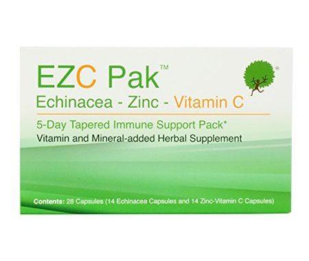 Save $3.00 off (1) EZC Pak Echinacea Supplement Coupon