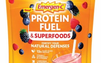 Save $4.00 off (1) Emergen-C Protein Fuel & Superfoods Coupon