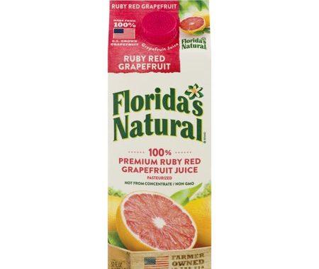 Save $2.00 off (2) Florida's Natural Ruby Red Grapefruit Coupon