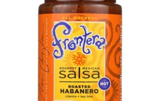 Save $1.00 off (1) Frontera Salsa Products Coupon