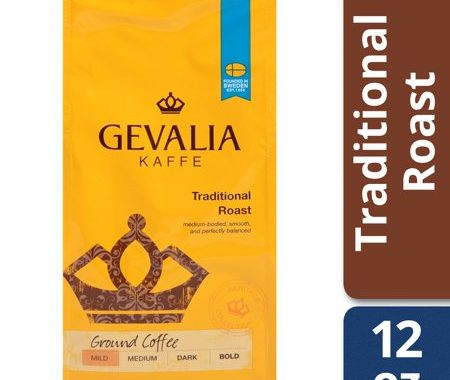 Save $1.00 off any (1) Gevalia Ground Coffee Coupon