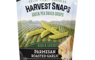 Save $0.75 off (2) Harvest Snaps Veggie Snacks Coupon
