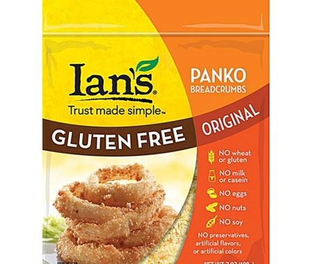 Save $1.00 off (1) Ian's Gluten Free Breadcrumbs Coupon