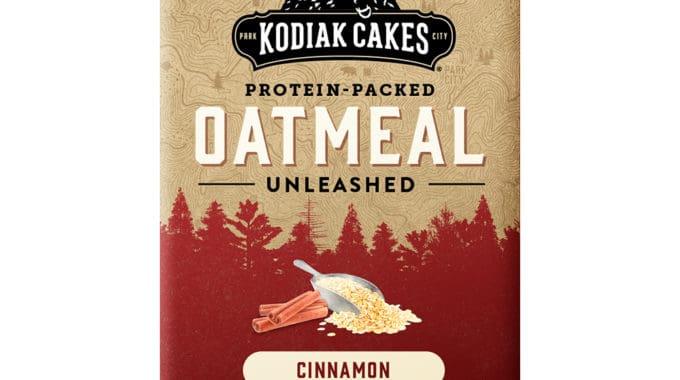Save $1.00 off (1) Kodiak Cakes Oatmeal Packets Coupon