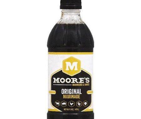 Save $1.00 off (1) Moore's Original Marinade Coupon