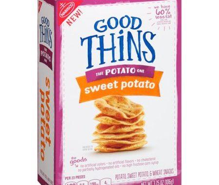 Save $1.00 off (2) Nabisco Good Thins Snacks Coupon
