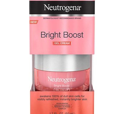 Save $2.00 off (1) Neutrogena Bright Boost Printable Coupon