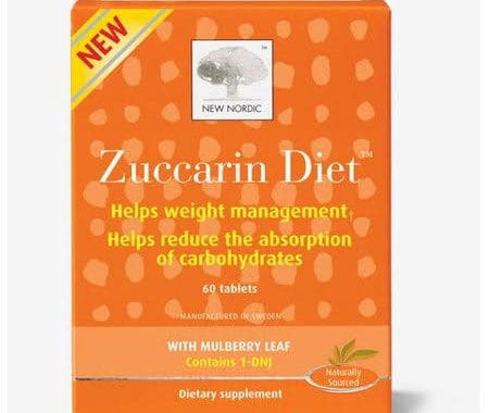 Save $5.00 off (1) New Nordic Zuccarin Diet Coupon