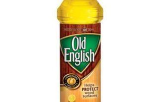 Save $0.75 off (1) Old English Lemon Oil Polish Coupon