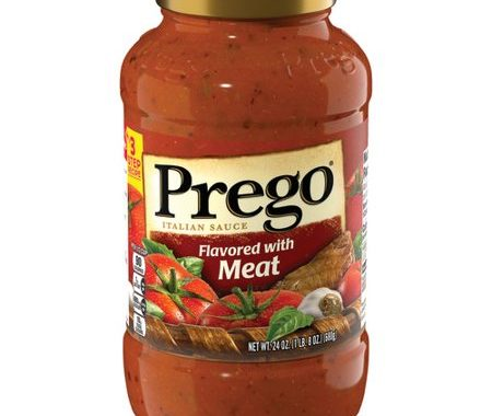 Save $1.00 off (1) Prego Italian Flavored Meat Sauce Coupon