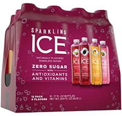 Save $2.25 off (1) Sparkling Ice Very Berry Variety Pack Coupon