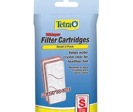Save $1.00 off (1) Tetra Whisper Filter Cartridges Coupon
