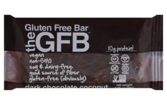 Save $1.00 off (1) The GFB Gluten Free Bar Coupon