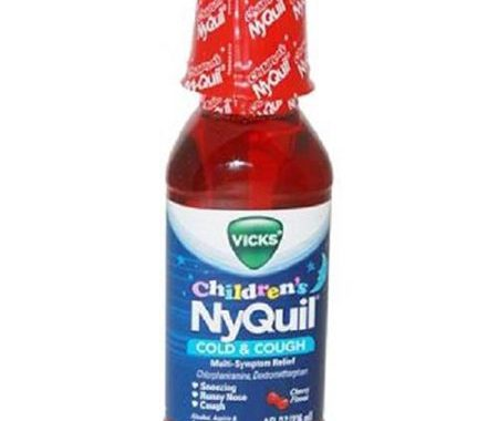 Save $1.00 off (1) Vicks Children's NyQuil Coupon