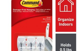 Get Command Hooks For Only $1.85 Each At Right Aid!