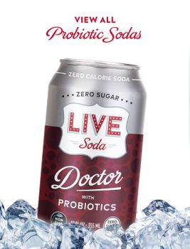 Save $2.00 off (1) Live Soda (6-Pack) Cans Coupon