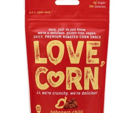 Save $1.00 off any (1) Love Corn Products Coupon