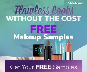 Get FREE Makeup Samples Today! (Special Offer)