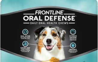 Save $3.00 off (1) Frontline Oral Defense for Medium Dogs Coupon