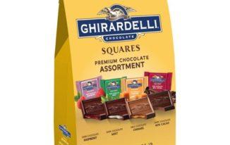 Save $2.00 off (1) Ghirardelli Premium Chocolate Assortment Coupon