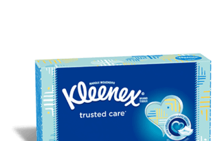 Save $3.00 off (1) Kleenex Trusted Care Tissue Coupon