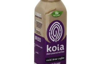 Save $1.00 off (1) Koia Protein Drinks Printable Coupon