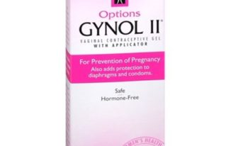 Save $3.00 off (1) Options Gynol II Contraceptive Gel Coupon