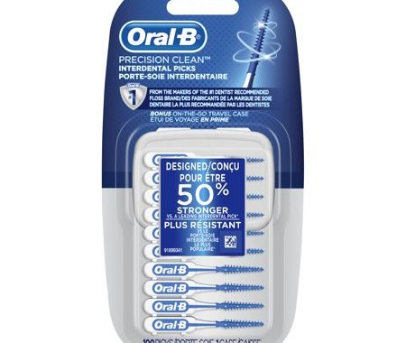 Save $1.00 off (1) Oral-B Interdental Picks Coupon