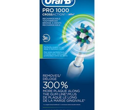 Save $5.00 off (1) Oral-B PRO 1000 Electric Toothbrush Coupon