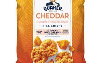 Buy (1) Get (1) FREE Quaker Rice Crisps Coupon