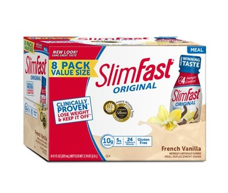 Save $2.00 off (1) Slimfast Original Ready to Drink (8-Pack) Coupon
