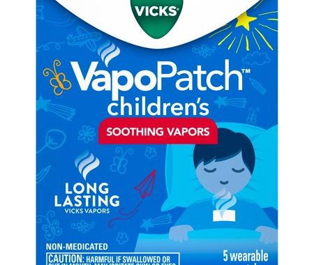 Save $1.00 off (1) Vicks VapoPatch Soothing Vapors Coupon