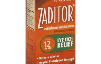 Save $2.00 off (1) Zaditor Eye Itch Relief Printable Coupon