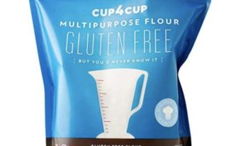 Save $2.00 off (1) Cup4Cup Gluten Free Flour Coupon